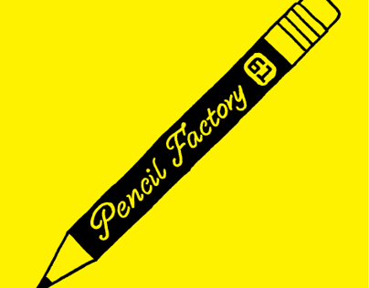 Pencil Factory lettering