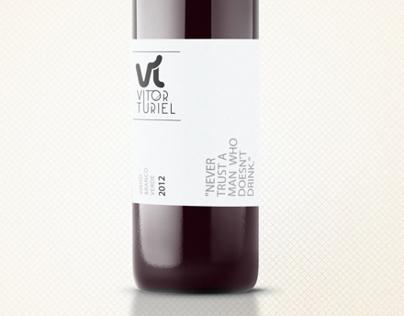 Vitor Turiel_Wine Packaging