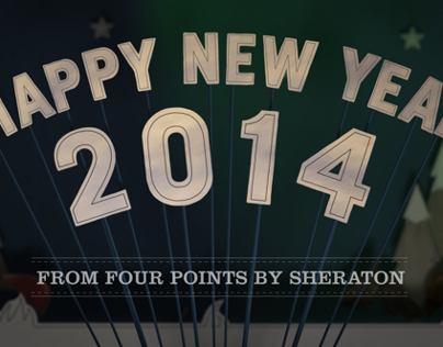 Four Points by Sheraton - 'New Year'