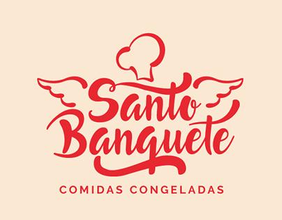 Santo Banquete - Identidade Visual