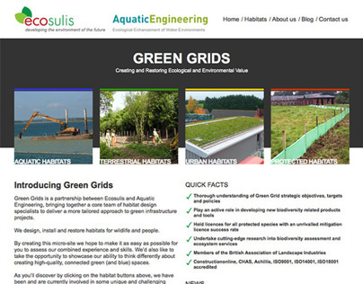 Green Grids website