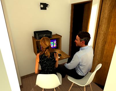 Mobiliario y diseño residencial
