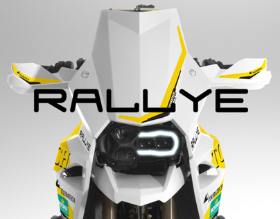 Touratech R1200Rallye