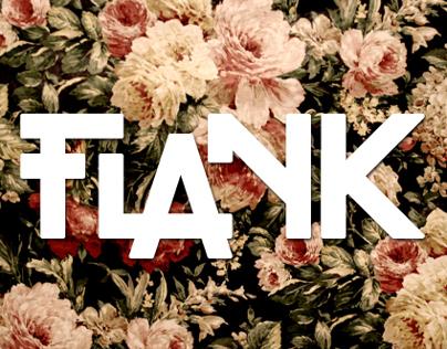 FLANK Font