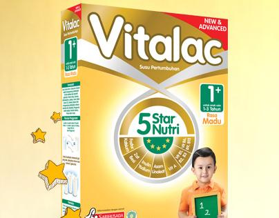 Vitalac Responsive Website Design