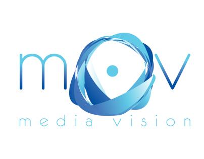 """logo for """"Media Vision"""""""