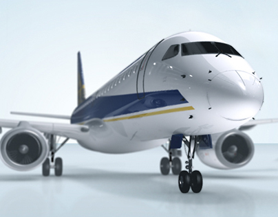 Embraer Comwercial E-jets