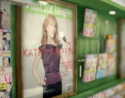 Gala Just for Laughs : Kathy Griffin