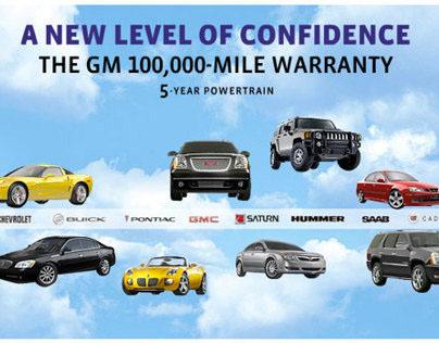 GM 100k 5yr Powertrain Warranty