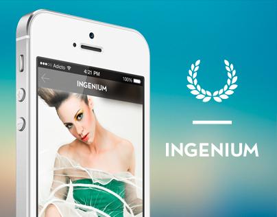 Ingenium App // Fashion Social Network