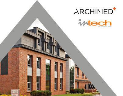 Archimed & Intech - Promo materials - 2014 Salmed Fair