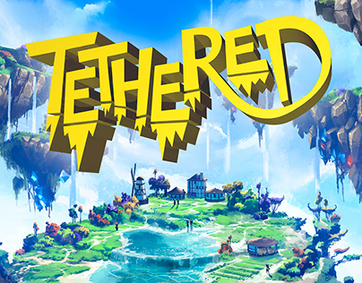 Logo Design - Tethered (Video Game)