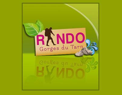 Mobile App Rando gorges du tarn