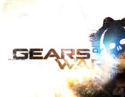 GEARS.OF.WAR / UI DESIGN//