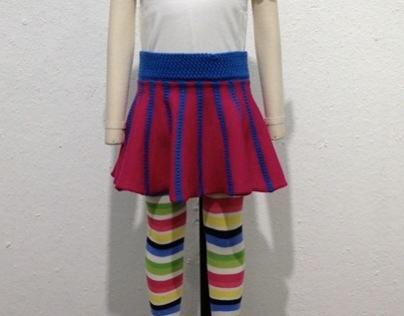Machine Knit Children's Wear