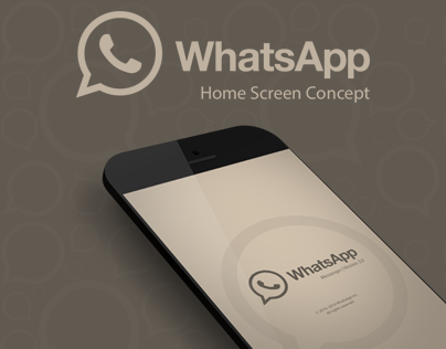 WhatsApp Concept