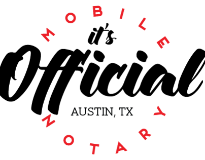 It's Official Mobile Notary