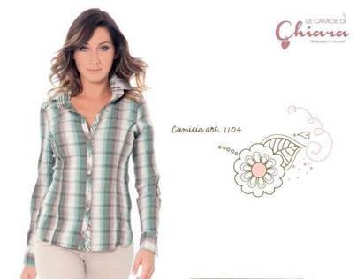 le camicie di chiara - look book