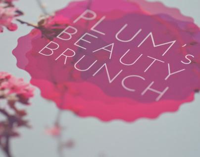 Plum's Beauty Brunch