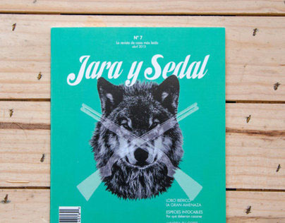 Magazine Redesign: 'Jara y Sedal'