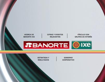 Banorte IXE - Reporte Anual 2011