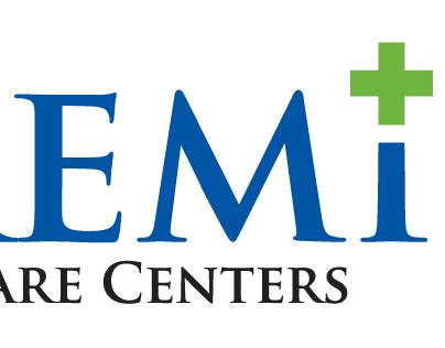 Premier HealthCare Logo Design