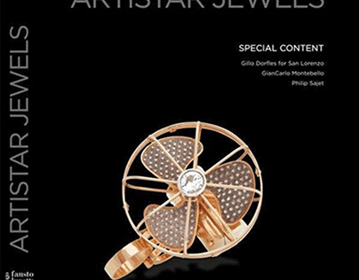 Catalogo Artistar Jewels - F. Lupetti ed - 2017