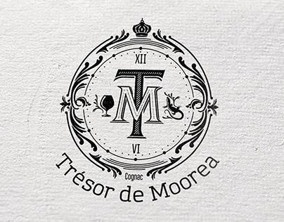 TRESOR DE MOOREA. New brand of cognac.