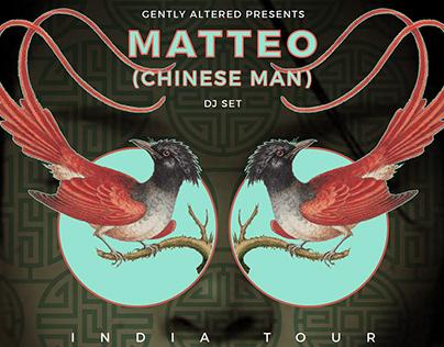Project: ChineseMan - Matteo