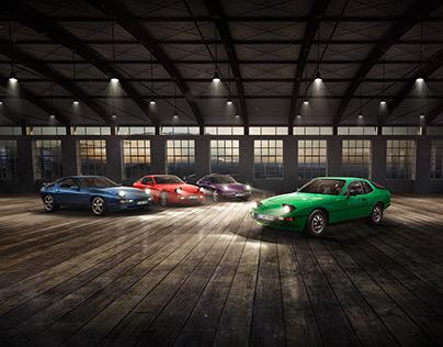 """""""Porsche Classic"""" by David Maurer (FullCG)"""