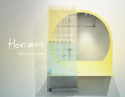 Horizon-Mirror Console