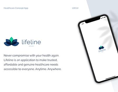 Lifeline – iOS Concept