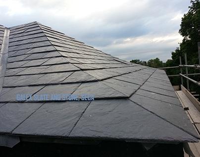 Galex Slate & Stone Heritage Grey, Cheadle, UK