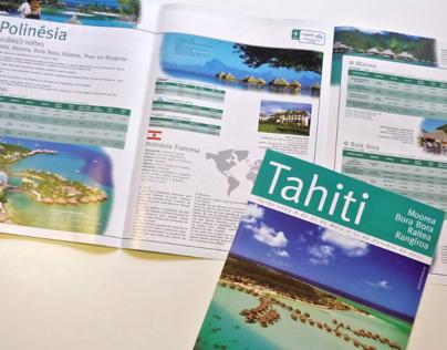 Turismo - Brochuras e flyers