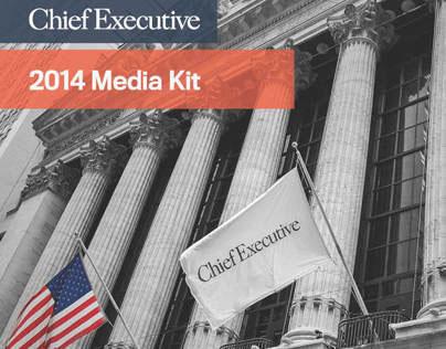 2014 Media Kit - Chief Executive Group