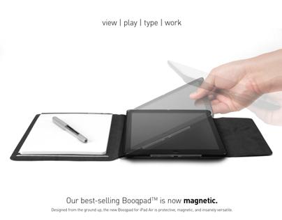 Booqpad for iPad Air