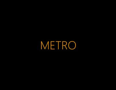 Tweaking Metro: A Redesign of Core Hubs