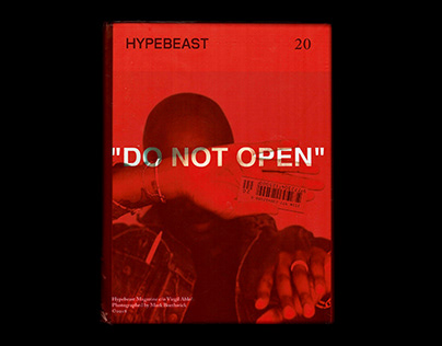 Hypebeast 20 — The X Issue