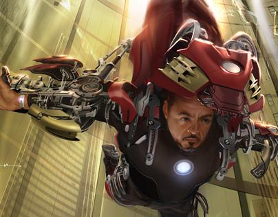 Concept Art - Marvel's The Avengers