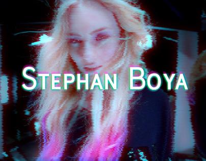 Stephan Boya - Rock Glamour