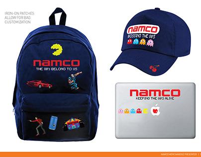 Bandai Namco Merchandising Ideas