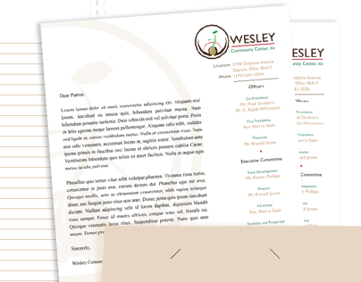 Wesley Community Center Project