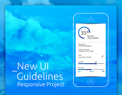UI Guidelines