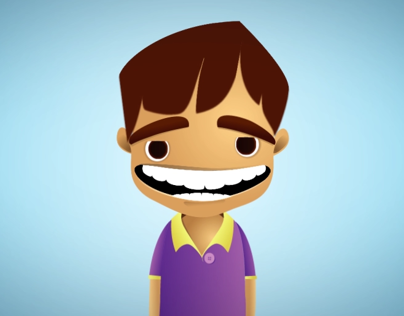 Samsung Character Animation Test
