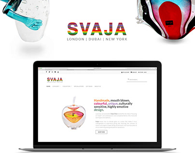 Svaja e-commerce