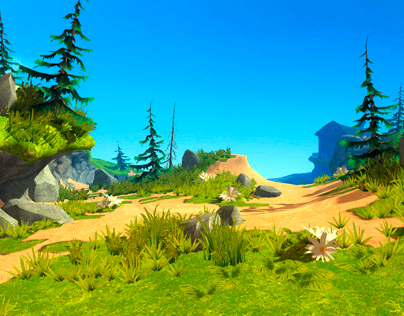 Stylized Game Environments