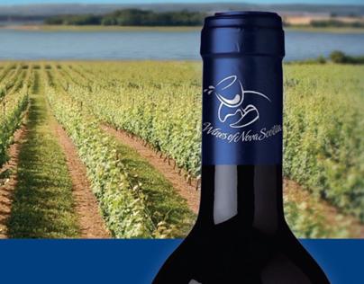 Wines of Nova Scotia Branding