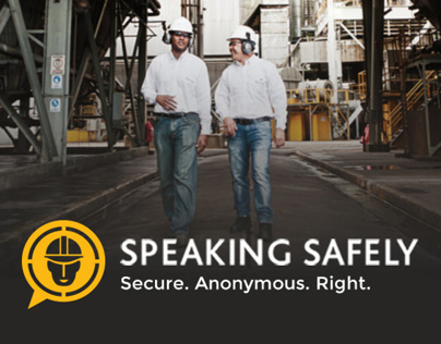 AES Speaking Safely // Web