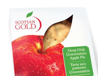 Scotian Gold Branding
