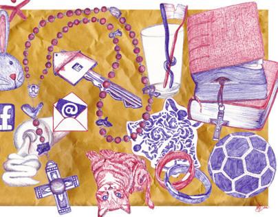 Magazine/ Zine: Odd Life Encounters